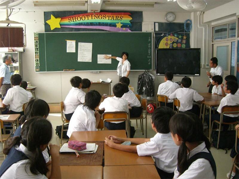 カーボンフットプリントって何だろう/川崎市立宮内中学校