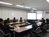 服育で高校生の企業研修サポート/広島県立廿日市高等学校