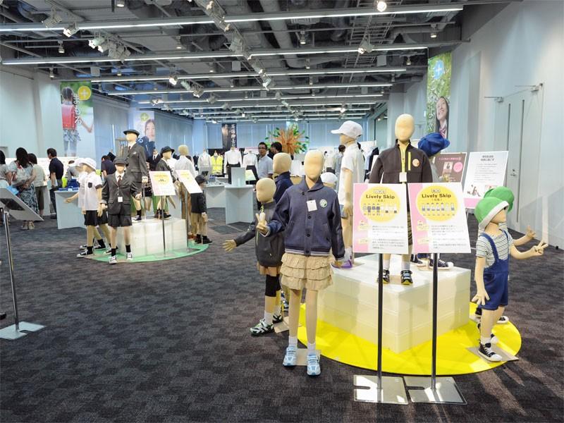 服育MUSEUM2015 服育のわ(輪)・わ(話)・わ(和)~みんなで咲かそう、服育の花~